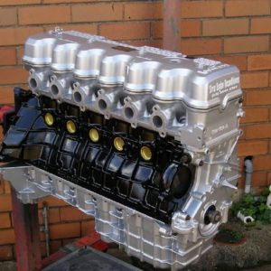 4.0L OHC Six Cylinder Ford Engine.