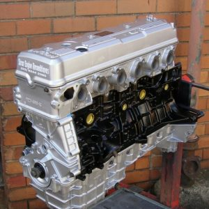 Au Ford 4.0L OHC Reconditioned Engine.