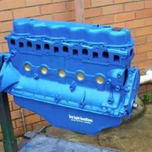 Ford 300ci 6 Cylinder Engine.