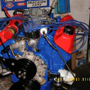 Ford 302 Cleveland Engine. Tow Package.