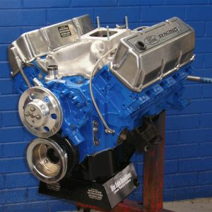 Ford 351 Cleveland Stage 3 Street Engine. Hyd. Cam, Ported 2V Heads, 450hp.