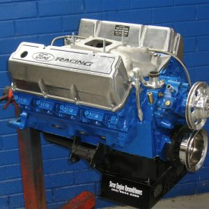 Ford Cleveland St Engine Hyd Cam Ported Heads Hp X