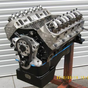 Ford 427 Windsor, E85 Fuel, Roller Cam, Aprox. 700hp.