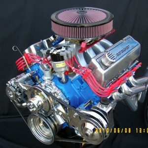 Ford Cleveland 378 Stroker, 600hp.