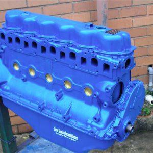 Ford F100 300ci 6 Cylinder Engine.