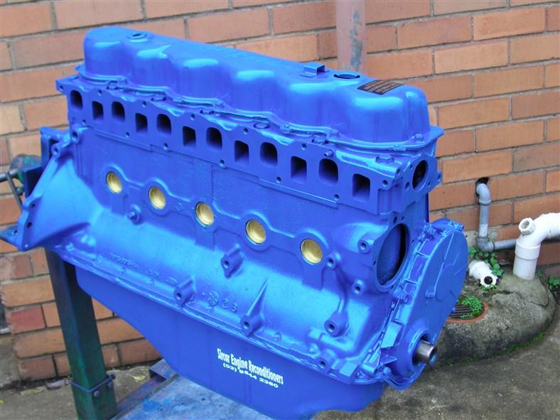Ford F Ci Cylinder Engine