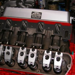 Holden 308-355 Stroker Engine, Ported Injected Heads, Hyd. Roller Cam, 450hp.