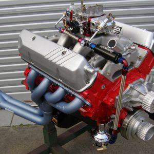 Holden 308-355 Stroker Engine. Hyd. Roller Cam, 450hp.