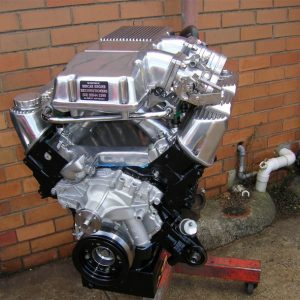 Holden 5.0L Group A Club Racing Engine.Twin Throttle Body,Solid Roller Cam.