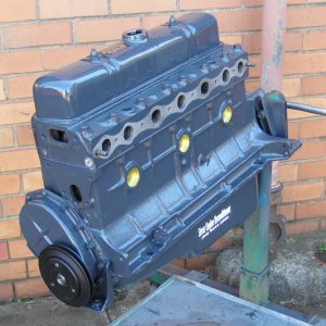 Holden 138 Grey Motor Reconditioned.