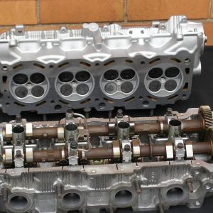 Toyota Landcruiser 2UZ V8 Reconditioned Cylinder Heads.