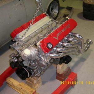 Dodge Viper V10 Engine, 720hp.