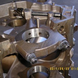 Holden 355 Stroker Block Align Honed. Engine Machining.