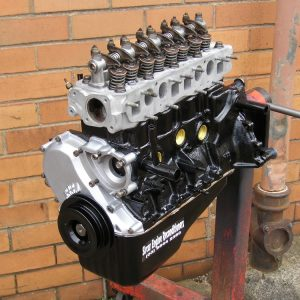 Nissan A12 Engine {1.2L}.