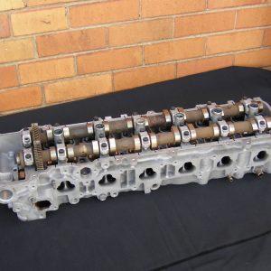 Toyota Landcruiser 4.5L Cylinder Head {1FZ-FE}.