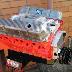 Holden 308 Stage 2 Sports Engine + Edelbrock Intake.