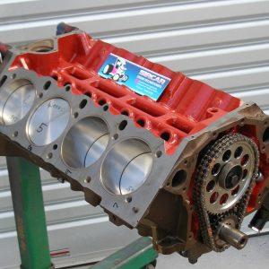 Race Short Motor. 308 Holden V8 Engine.