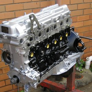 Toyota 1FZ-FE Reco Engine + Brand New Head.