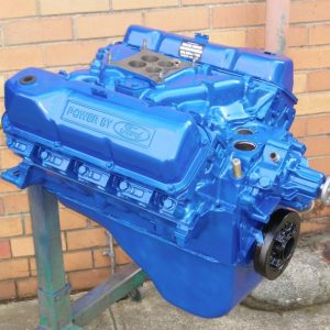 Ford XA GT Reco Engine.