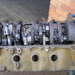 Holden 308 355 Stroker with 4 Bolt Main Cap Conversion & ARP Main Studs.
