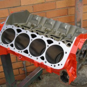 Dart SHP 400 Chev Block Machined and Ready For Assembly. [Engine Machining].