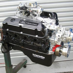 Ford 302 Windsor Performance Engine Destined to be Fitted in an XK Falcon Wagon.
