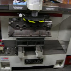 Ford 300ci 6 Cylinder Block Being Decked. [Engine Machining].