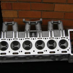 Aston Martin 6 Cylinder Head Reconditioned.