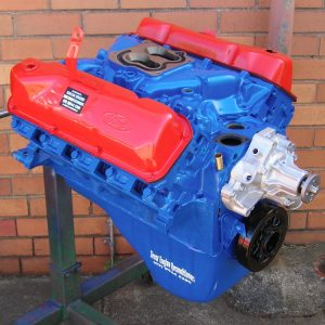 Ford 302 Cleveland Converted to 351ci, Reconditioned, Balanced, Towing Cam & Springs,etc.
