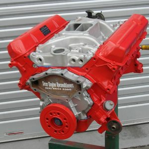 Holden 308 Stage 2 Long Motor with Edelbrock Inlet Manifold Fiotted.