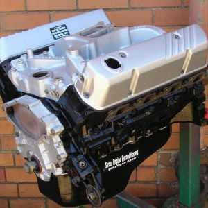 Holden 5.0L - 355ci Stroker, Ported VN Heads, Roller Cam, Torque Power Carby Inlet Manifold, YT Roller Rockers, etc.