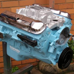 Pontiac 389ci Engine Reconditioned Plus a Mild Cam, Matching Valve Springs, Balanced, Comp Cams Roller Tip Rockers, etc.