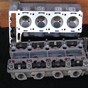 Reconditioned V8 Aston Martin Heads.
