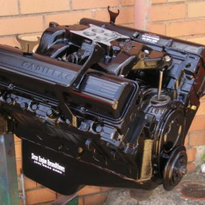390 Cadillac Reconditioned Engine Plus Balanced.