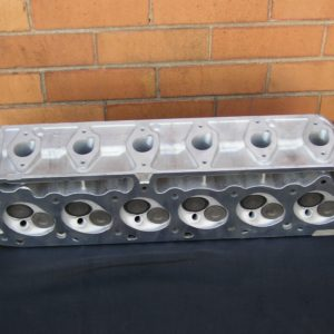 Ford 4.1L Cross Flow Reconditioned Cylinder Head.