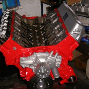 Holden 5.0L - 355 Stroker Engine, Hydraulic Roller Cam, Ported VT Injected Heads,450 hp.