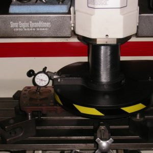 Machining the Gasket Face on a Ford V8 Flathead Cylinder Head.
