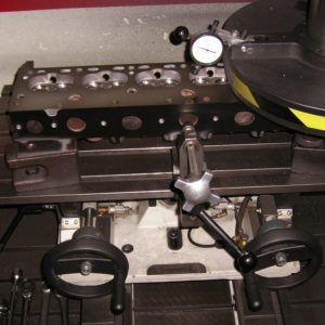 Surfacing a Holden 138 Cylinder Head.