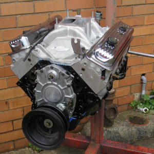 350 Chev Gen 2 LT1 Engine.