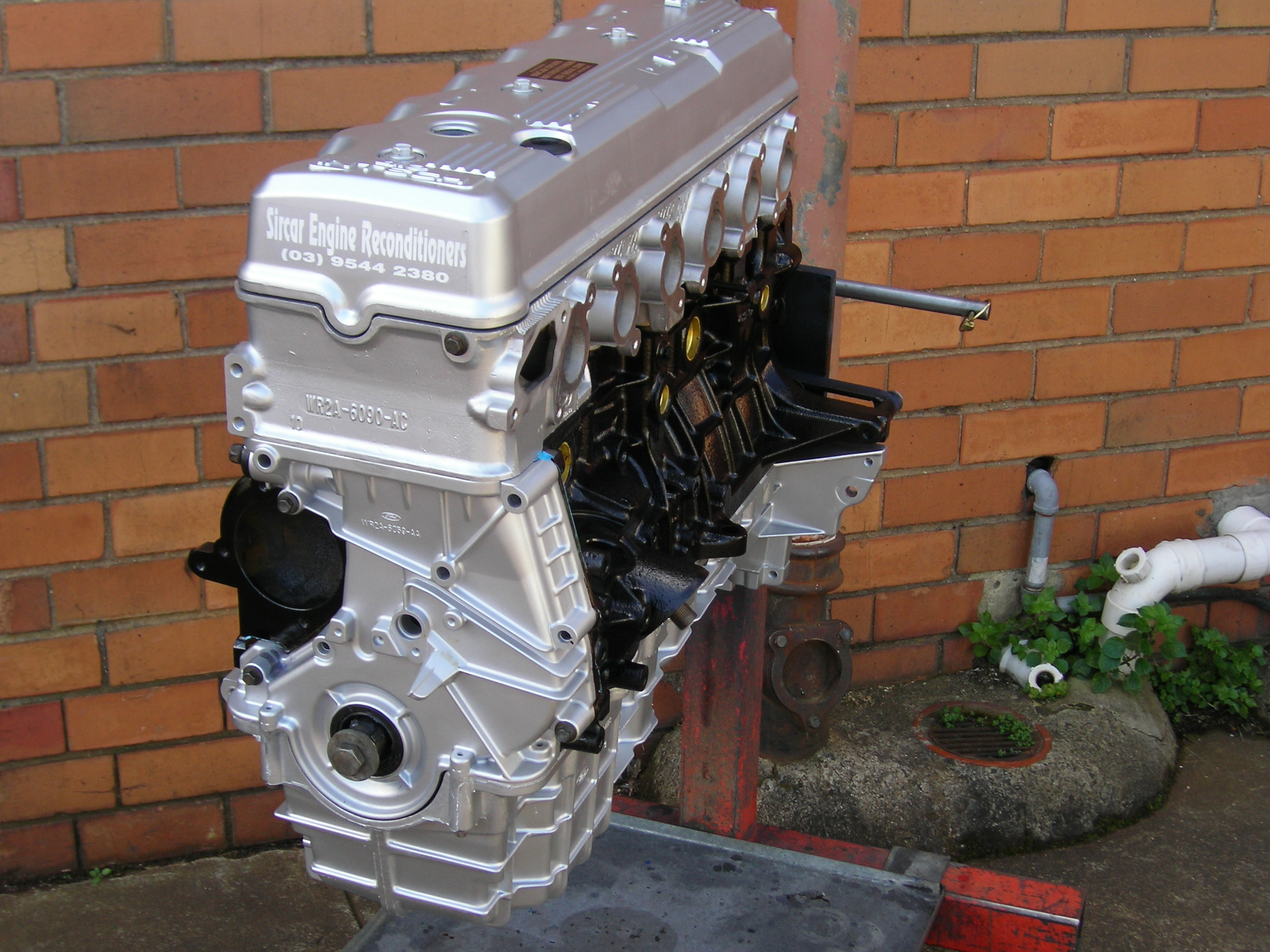 Ford 4.0L AU Engine.