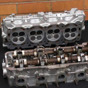 Toyota 2UZ 32 Valve V8  Heads.