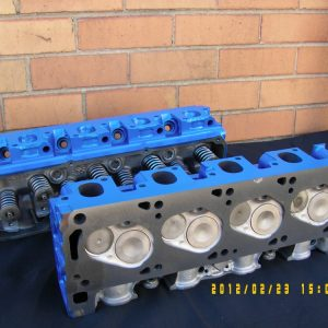 Ford 302 Cleveland Reconditioned Heads.