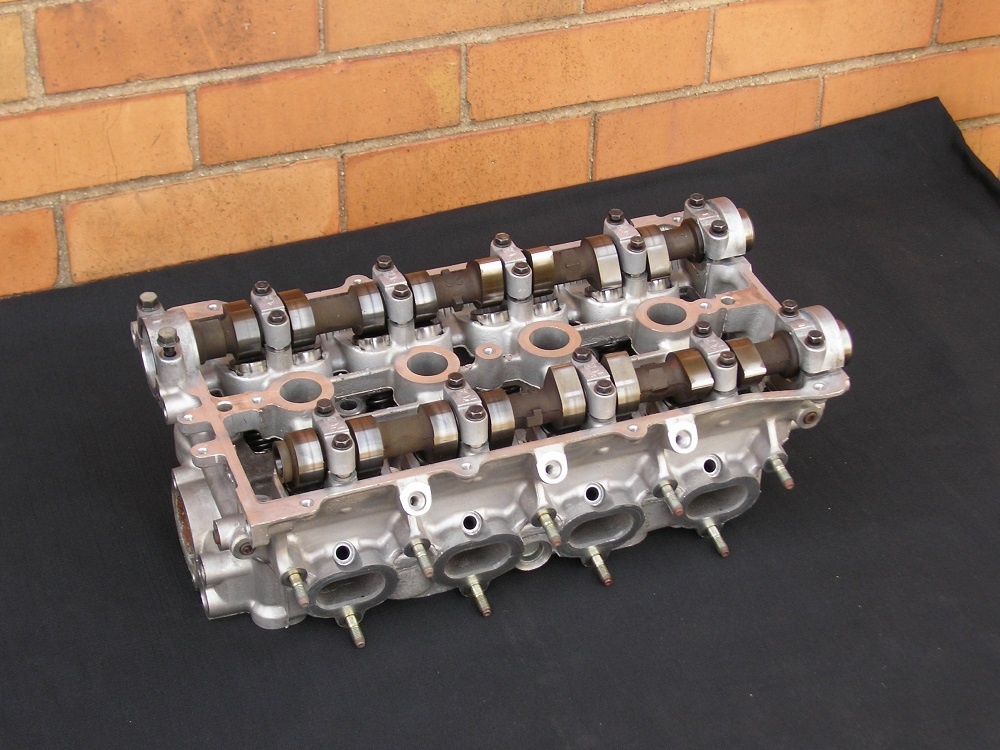 Mazda BP-T Cylinder Head, 1.8L, Reconditioned.