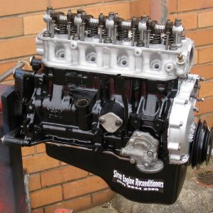 Nissan A12 Engine{1.2L} Converted to 1.4L.