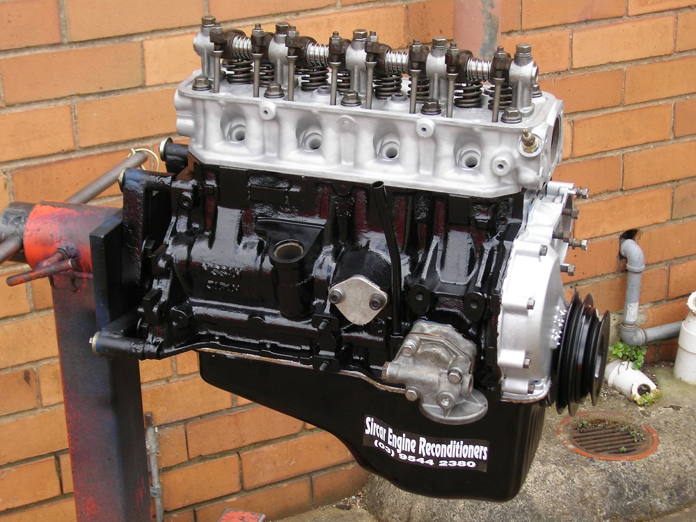 Nissan A12 Engine{1.2L} Converted to 1.4L and Reconditioned.