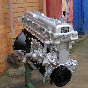 Toyota 1FZ-FE Engine.