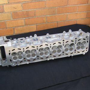 Toyota 1FZ-FE Cylinder Head, 4.5L.