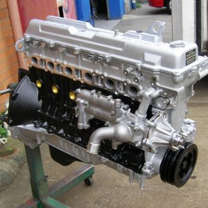 Toyota Landcruiser 4.5L Engine. {1FZ-FE}.