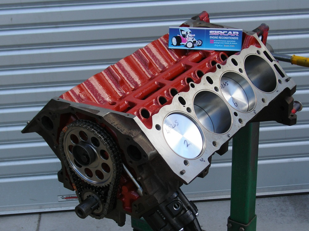 Holden 308 Race Short Motor.
