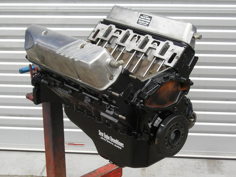 Holden 308 Injected Stage 2 Engine. Crane 286 Cam, 10.0 to 1 Comp, Balanced, Etc.